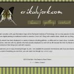 Erika Bjork's Web Site