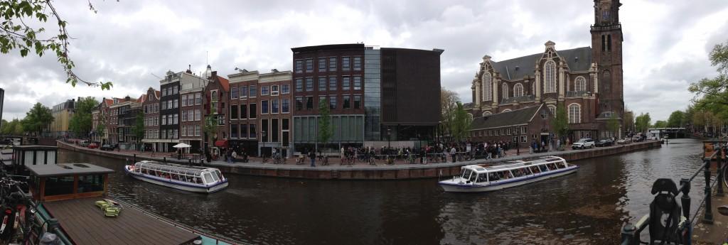 Europe 2013 - Amsterdam & Anne Frank House