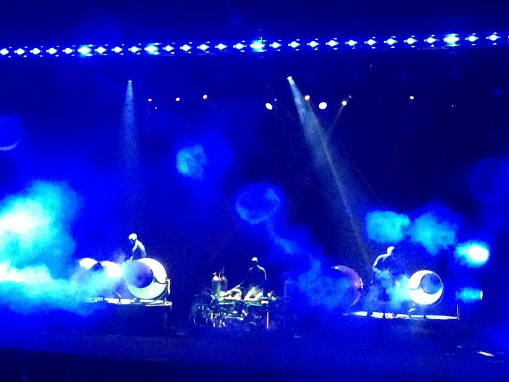 Blue Man Group Performance