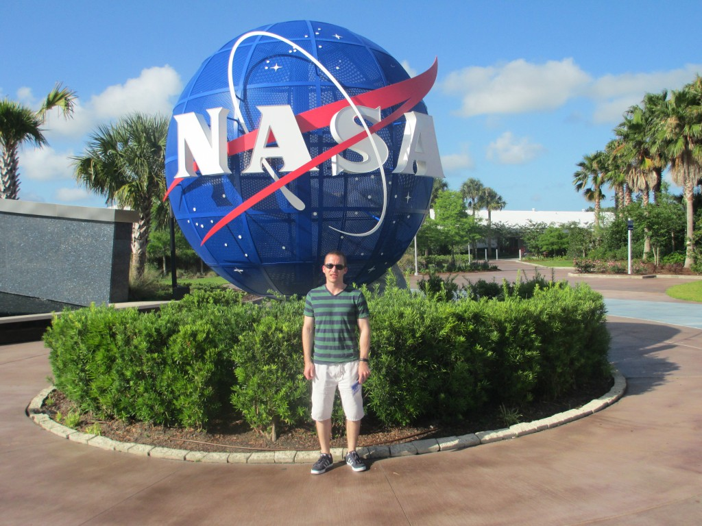 I made it to NASA!